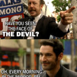 12 Best Lucifer Quotes from Lucifer, Stay. Good Devil. (1x02)
