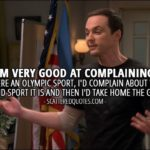 18 Best The Big Bang Theory Quotes from 'The Veracity Elasticity' (10x07)