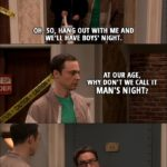 16 Best The Big Bang Theory Quotes from 'The Romance Recalibration' (10x13)