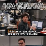 16 Best The Big Bang Theory Quotes from 'The Locomotion Reverberation' (10x15)