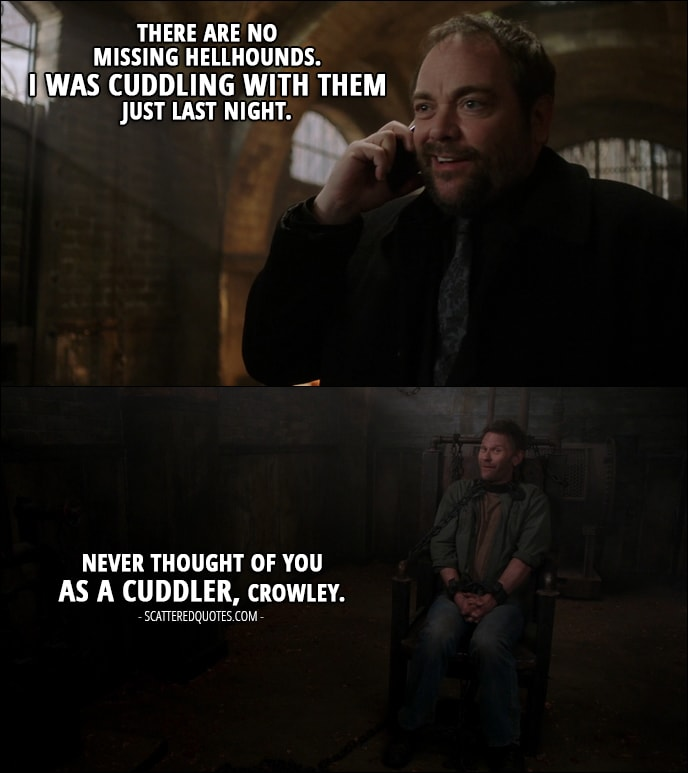 18 best supernatural quotes from theres something about