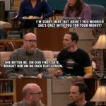 13 Best The Big Bang Theory Quotes from 'The Separation Agitation' (10x21)