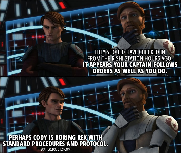Anakin Quotes: 10 Best Star Wars: The Clone Wars Quotes From 'Rookies