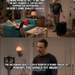 12 Best The Big Bang Theory Quotes from 'The Gyroscopic Collapse' (10x23)