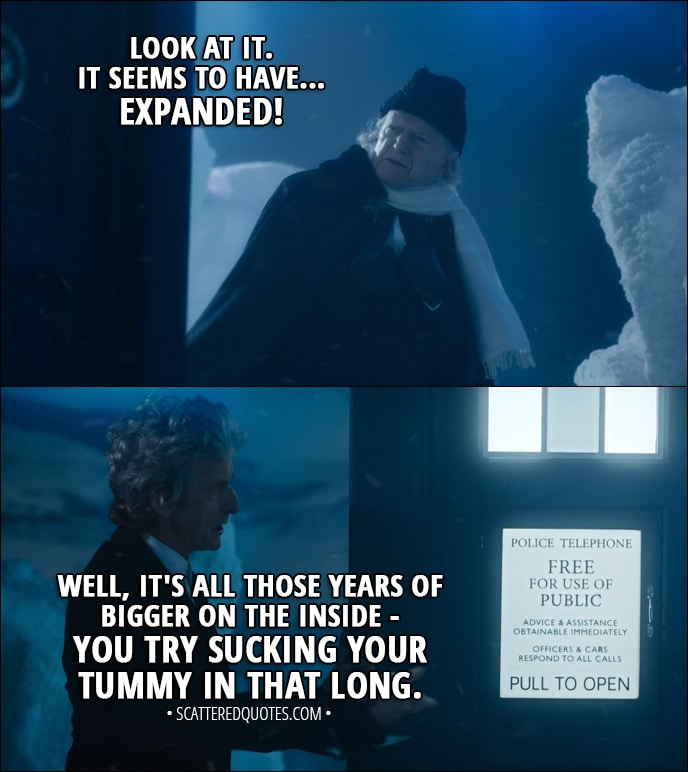 Doctor Who Quotes Enchanting You Try Sucking Your Tummy In That Long Scattered Quotes