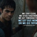 10 Best 'The Maze Runner' Quotes (2014)