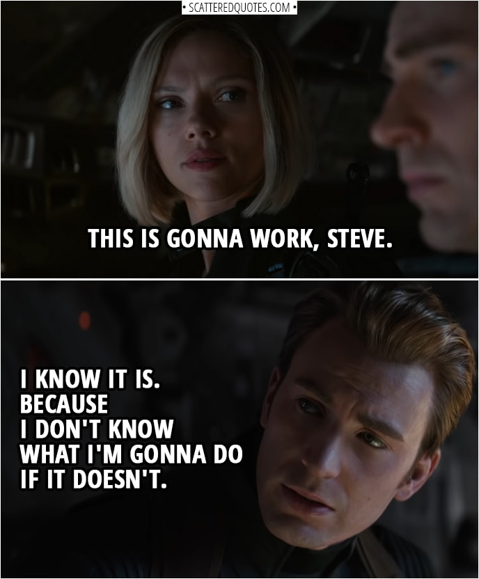 This Is Gonna Work Steve Scattered Quotes