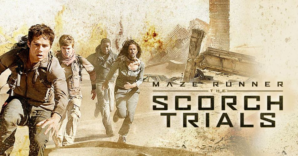 10+ 'Maze Runner: The Scorch Trials (2015)' Quotes