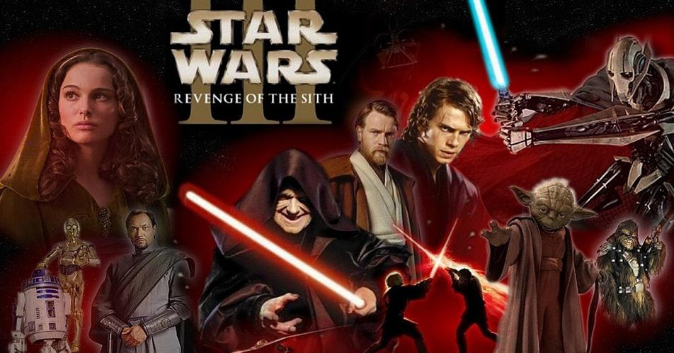 30 Best Star Wars Revenge Of The Sith 2005 Quotes Scattered Quotes