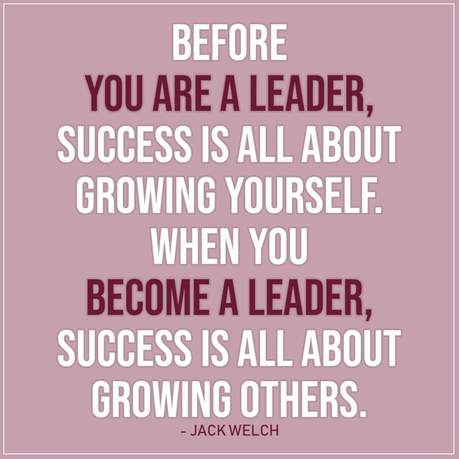 Leader Quotes | Before You Are A Leader Success Is All About Scattered
