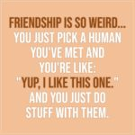 """Friendship quotes 